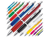 Plastic ball pen  Moscow