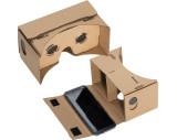 Gafas de realidad virtual de cartón